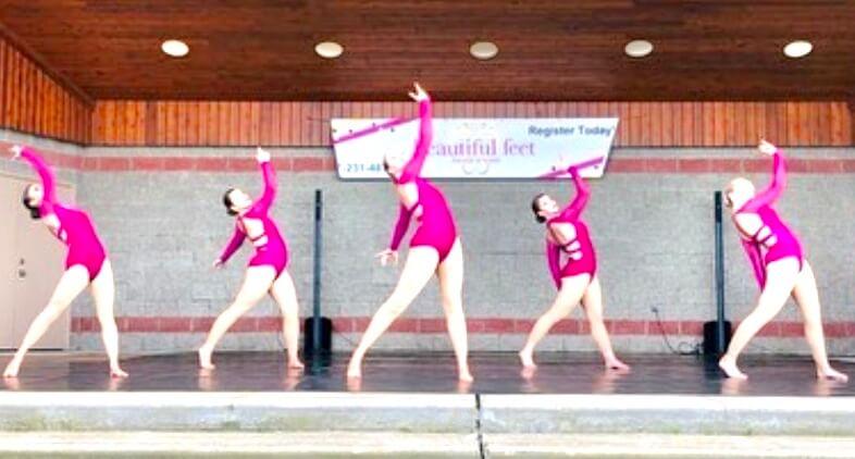 Pictures of Beautiful Feet Dance Studio