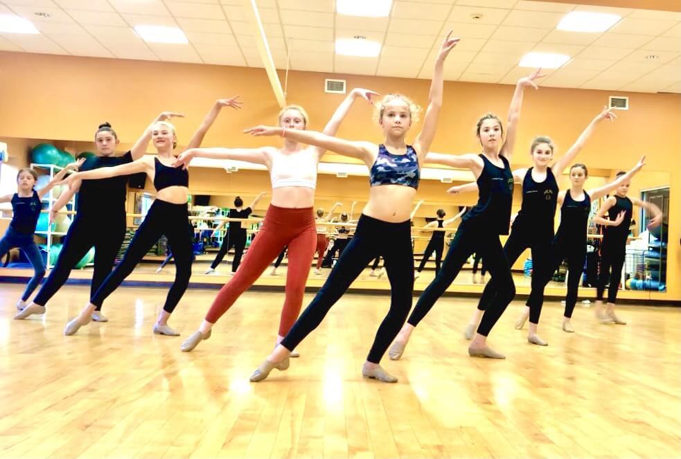 dance class session